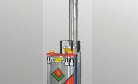 广益6HYB-25B不锈钢背负式直管烟雾机