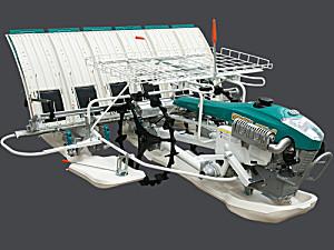 常柴厚生2ZS-6水稻插秧机
