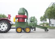 移动式秸秆固化成型成套设备9SM-YJ-2000移动式秸秆固化设备