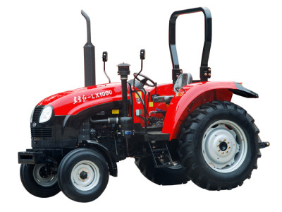 东方红LX1000两轮驱动拖拉机