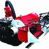 钦机4LZ-0.8水稻收割机