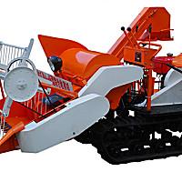 欽機4LZ-0.6型水稻收割機