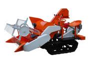 4LZ-0.6型水稻收割机
