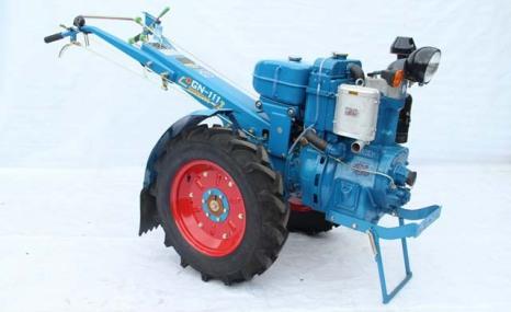 金鳳牌工農-111(原工農-12K)型手扶拖拉機