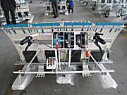 久玉缘2ZS-4手扶式插秧机(手启动款)