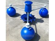 粤水渔机YL-1.5叶轮式增氧机