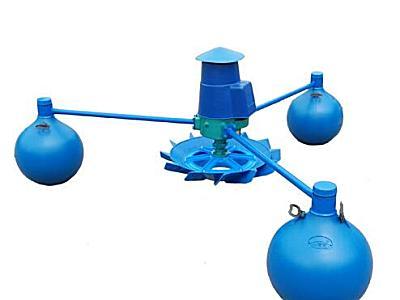 小青青ZY1.5G叶轮式增氧机