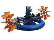 凱雷順達YLC-1.5葉輪水車式增氧機