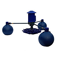 凯雷顺达YL-3叶轮式增氧机