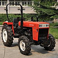 兴野504轮式拖拉机