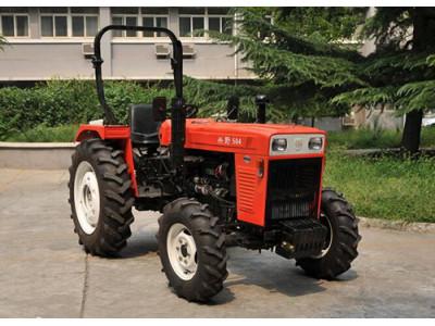 兴野504拖拉机