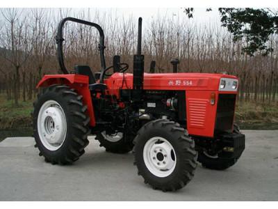 兴野554轮式拖拉机