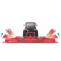 雄进农机1GK350-560WJCB3段折叠打浆机