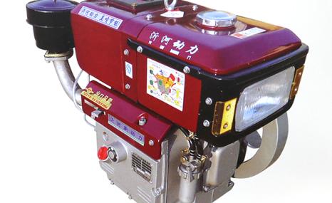 中天ZH195柴油机
