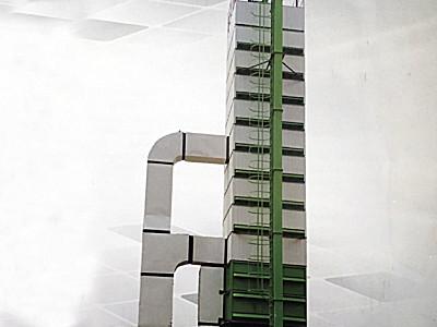 雷沃5HXW-32循環混流式糧食干燥機