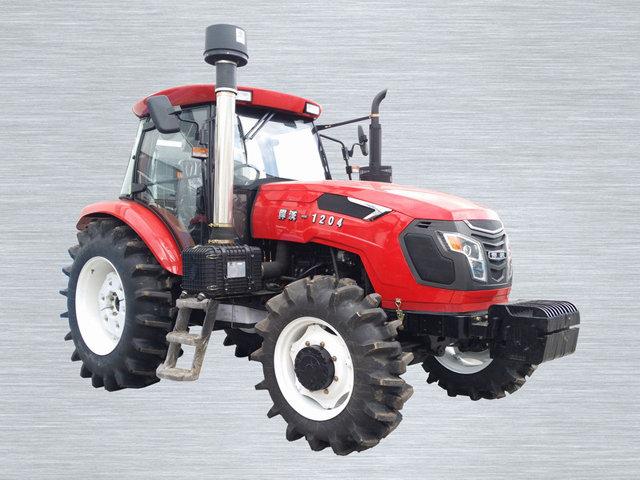 悍沃TD1204轮式拖拉机