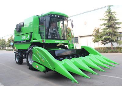 常林沭河谷丰4YZL-6玉米籽粒收获机