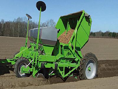 比利时AVR-UH系列马铃薯播种机