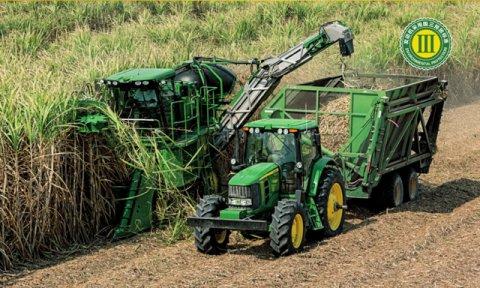 约翰迪尔CH570甘蔗收割机