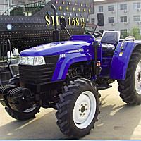 華苑554輪式拖拉機