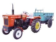 华苑350轮式拖拉机