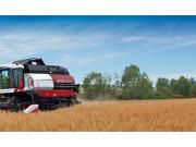 罗斯托夫VECTOR 450 Track谷物联合收割机
