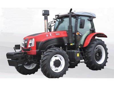 华夏1404轮式拖拉机