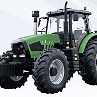 華夏2104輪式拖拉機