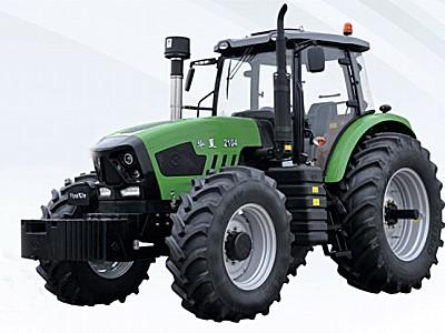 华夏2104轮式拖拉机