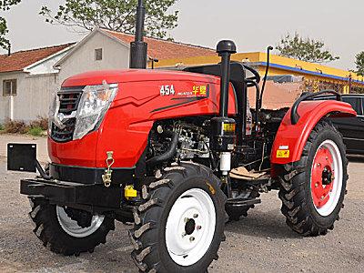 华夏454轮式拖拉机