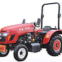 華夏500/500H輪式拖拉機