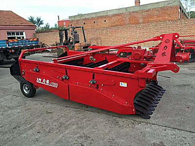 克山力农4SW-1700药材挖掘机