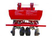 洪珠2CM-2A型雙壟單行馬鈴薯播種機