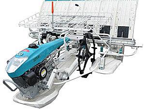 满田星2ZS-6C型手扶式插秧机