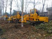 三普3WSL-1.6型挖樹機