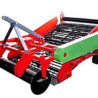 豪丰4JW-200茎块挖掘机