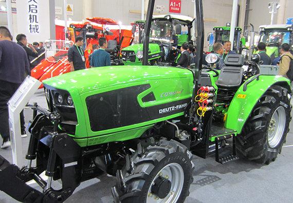 道依茨CD904F轮式拖拉机