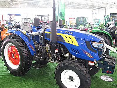 泰山(TE)504A輪式拖拉機