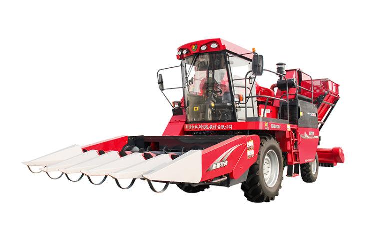 牧神4YZB-5玉米收获机