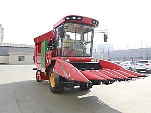 天人小六行4YZB-6(2200)玉米联合收割机