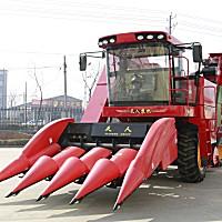 天人4YZB-4(2415)玉米收割机