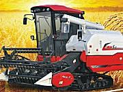 东方红4LZ-5.0履带谷物联合收割机