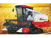 東方紅4LZ-5.0穀物聯合收割機