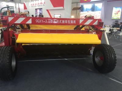 冀旋9GXY-3.0型割草压扁机