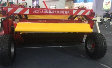 冀旋9GXY-3.0型割草壓扁機