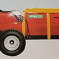 鹽城威氏MSM系列施肥機