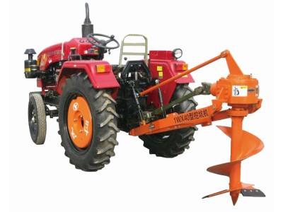 高密益丰1WX-40挖坑机