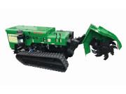 益丰3DT-40型果园管理机