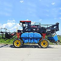 立興植保3WPZ-2400自走式噴桿噴霧機