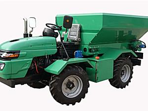 山东天盛2FZL系列自走式撒肥机